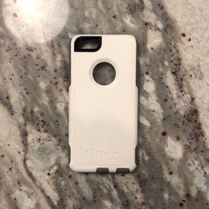 White IPhone 6/7/8 Otterbox